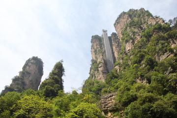Private Day Tour to Zhangjiajie National Forest Park Tianzi Mountain-Yuanjiajie and Ten-mile Gallery-No Shopping Stops