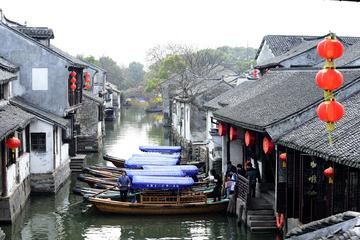 Private Day Tour to Zhouzhuang Water Town from Shanghai-No Shopping Stops