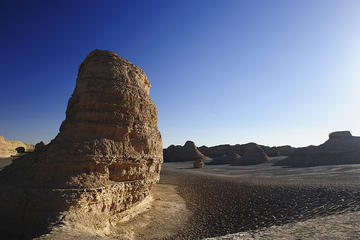 Private West Dunhuang Day Tour of Yumenguan Pass, Great Wall of Han Dynasty, and Yadan National Geological Park