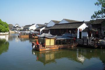 Small Group Day Tour to Suzhou with Tongli Water Town from Shanghai