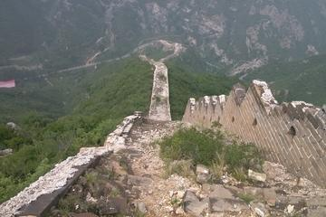 All Inclusive Private Hiking Tour of Jiankou  to Mutianyu Great wall