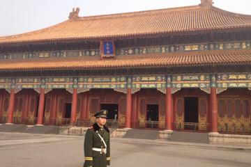 Excursão privada de um dia em Pequim...
