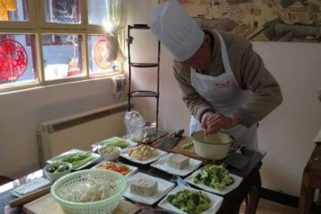 Private Chinese Cooking Class with a Local Hutong Family in Beijing