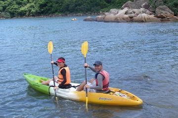 Snorkeling and Kayaking at Hoi Ha