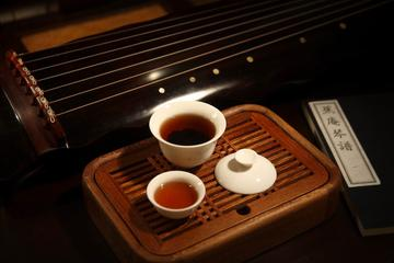 Private Banquet including Chinese Zither Performance and Tea Ceremony