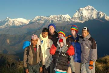 Poon Hill Trekking  6 Days Annapurna...