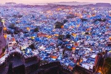 16-Days Rajasthan Tour with Agra from Delhi by Private Air-Condition Car