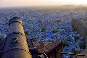 7-Day Rajasthan and Jaisalmer Tour from Delhi