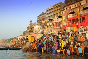 Delhi to Varanasi: 3-Day Tour by...