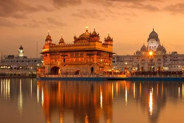 2 Day Private Tour to Amritsar the city of Golden Temple from Delhi
