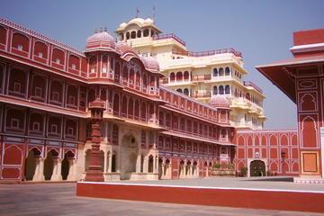 2 Days Jaipur Private Tour from Delhi