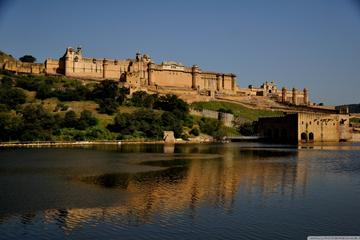 3 Day Golden Triangle Private Tour to Taj Mahal, Agra and Jaipur from Delhi