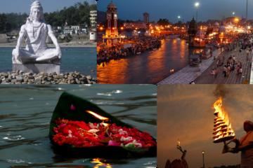 3 Days Haridwar and Rishikesh Spiritual Private Tour from Delhi