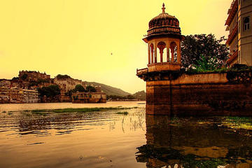 8 Days Neemrana Samode Nagaur Nimaaj Deogarh Udaipur Private Tour from Delhi