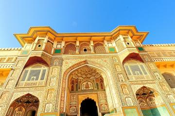 Four Day Golden Triangle Private Tour with full day Delhi sightseeing