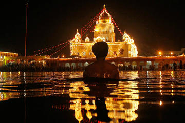 Private 6-Day Golden Triangle Tour with Amritsar from Delhi
