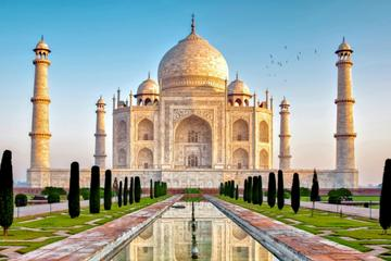 Private Tour: Day Trip to Agra from...