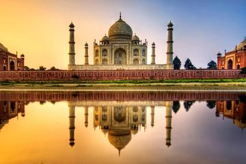 Private Tour: Day Trip to Agra from Delhi including Taj Mahal, Agra Fort and Baby Taj