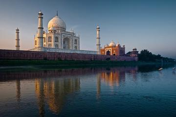 Taj Mahal and Agra Fort Day Trip From Delhi