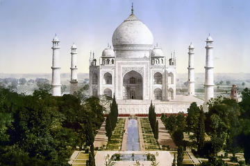 Three Day Golden Triangle to Agra and Jaipur Private Tour from Delhi
