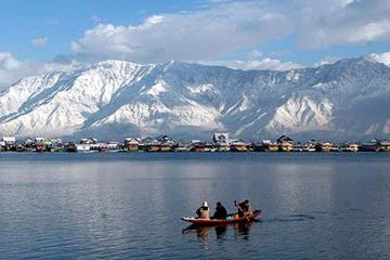 5-Day Kashmir Valley Tour from