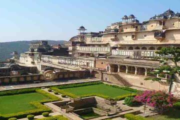 Excursão de fortes e palácios reais de 7 dias com safári de tigres em...