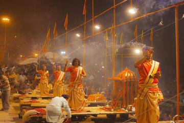 Full-Day Varanasi Tour with Sunrise...