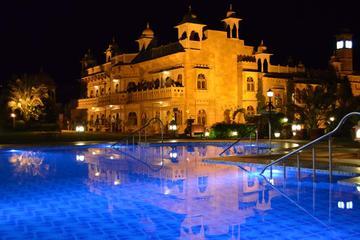 Tour di 7 giorni dei palazzi e della cucina reale da Jaipur a Udaipur