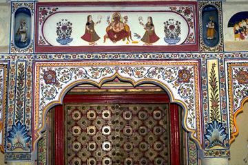 Viagem diurna a Mandawa saindo de Jaipur
