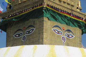 4-Hour Swayambhunath and Patan Durbar...