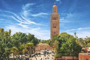 Casablanca Landausflug: Private Tour durch Marrakesch