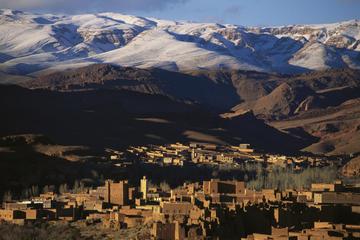 Excursão de 4 dias no Deserto do Ssara para Zagora e Merzouga saindo...