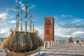 Excursão terrestre em Casablanca: viagem diurna particular para Rabat
