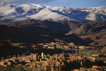 Recorrido de 4 días por el Desierto del Sáhara hasta Zagora y...