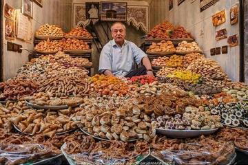 Tour privato: tour a piedi per gourmet a Marrakech