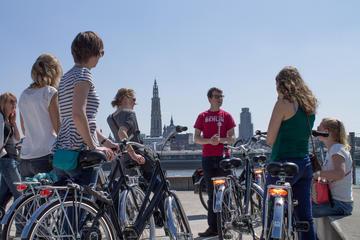 3 uur durende tour fietstocht door Antwerpen