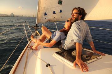 Croisière privée en voilier au départ...