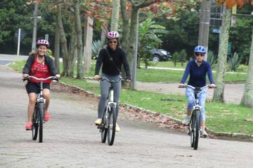 Excursão de bicicleta no norte de...