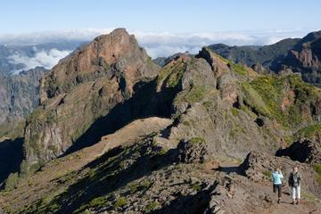 Excursão particular das Montanhas Mais Altas de Madeira