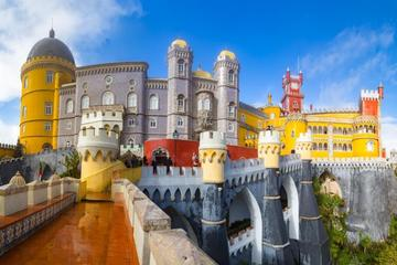 Private Guided Tour Lisbon: Sintra...