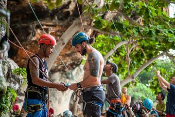 Railay Rock Climbing and Stand-Up...