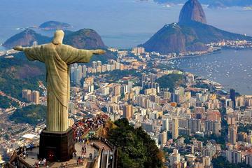 Ganztagstour durch Rio de Janeiro