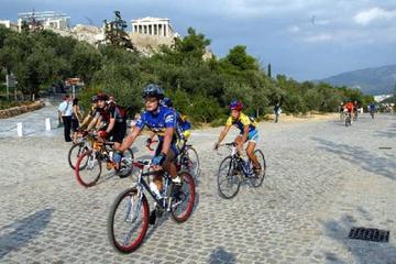Athènes: découverte de la ville de 3heures en vélo