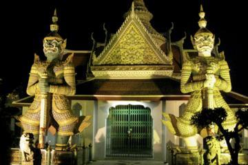 Bangkok-Ausflug bei Sonnenuntergang