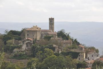Istrian Medieval Hilltop Towns...