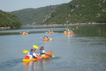 Sea Kayaking Adventure Lim Fjord Istria
