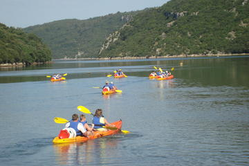 Sea Kayaking Adventure Lim Fjord...