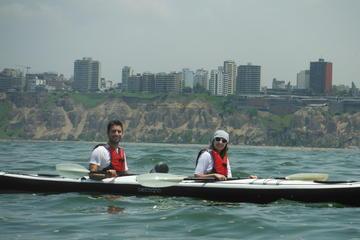Sea Kayaking Tour from Lima