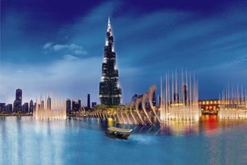 Private Tour: die beliebtesten Wahrzeichen, einschließlich Dubai Burj...