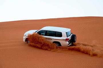 Wüsten-Abenteuersafari mit kostenlosem Sand-Boarding inkl...